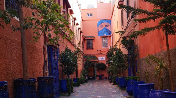 Marrakech – Majorelle Blue